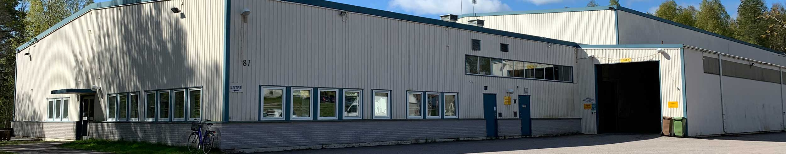 Strömberg Sandviken
